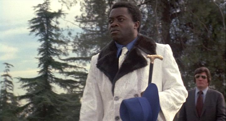 Yaphet Kotto as Harvard Blue