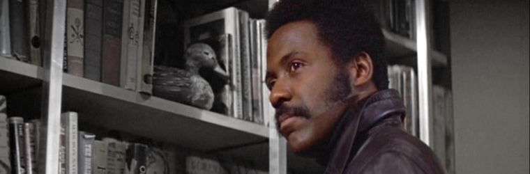 John Shaft looking for a duck.